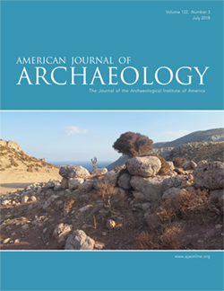 American Journal of Archaeology