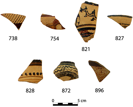 an analysis of the sub mycenaean period and the early iron age Mycenaean greece (or mycenaean civilization) was the last phase of the bronze age in ancient greece, spanning the period from approximately 1600–1100 bc it.