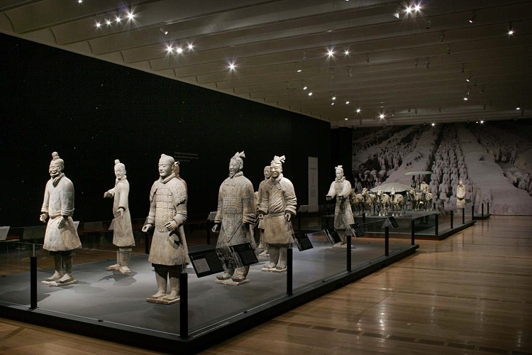 The First Emperor China S Terracotta Army American