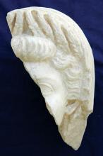 Head of Livia, front. El Jem, Musée Archéologique d'El Jem, inv. no. 09.03.26.16